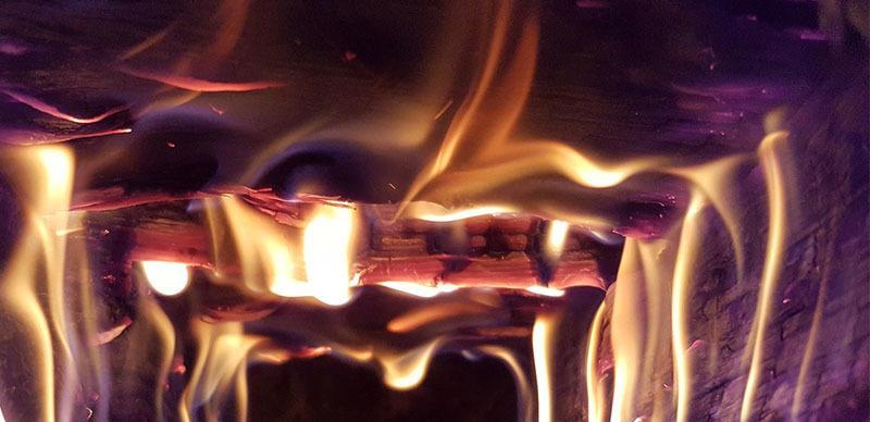 Función de los termómetros para hornos de leña