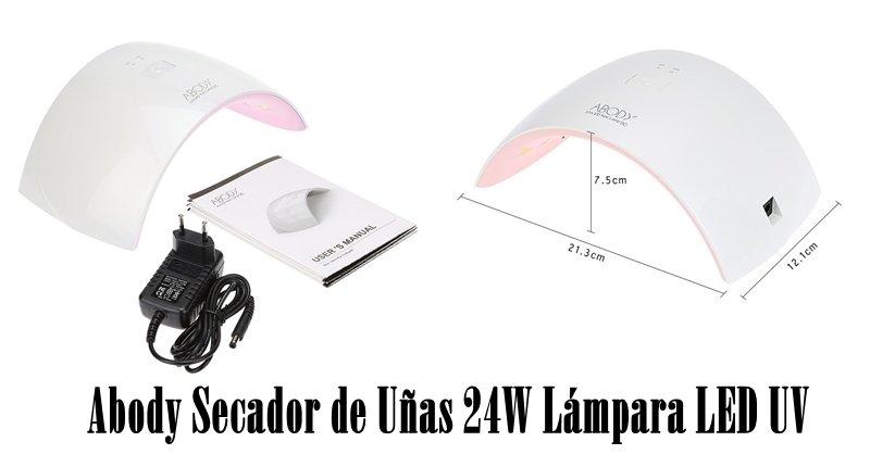 95711bba0a720 Mejores Secadores de Uñas  Tipos y Cómo usarlos. LÁMPARA SECADOR DE UÑAS UV  36W