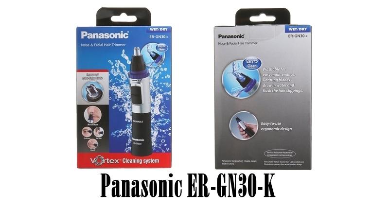 Características del Panasonic ER-GN30-K