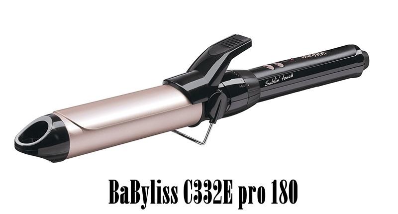 BaByliss C332E pro 180