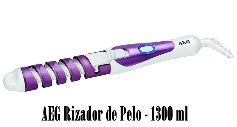 AEG Rizador de Pelo - 1300 ml