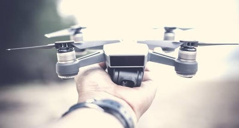 Drones para acrobacias y trucos
