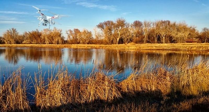 Drones con cámara para fotografía y video