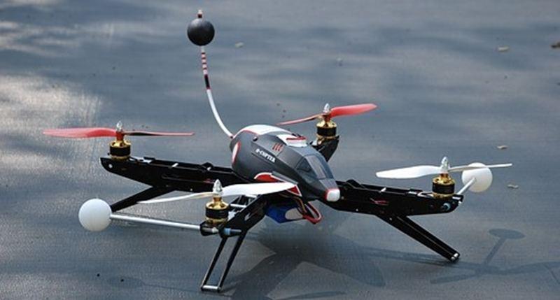 Drones de vigilancia y seguridad