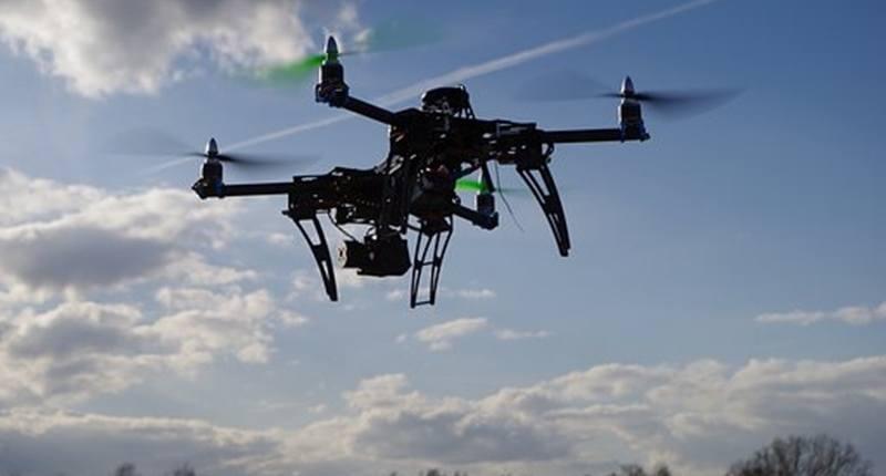 Drones para usos comerciales