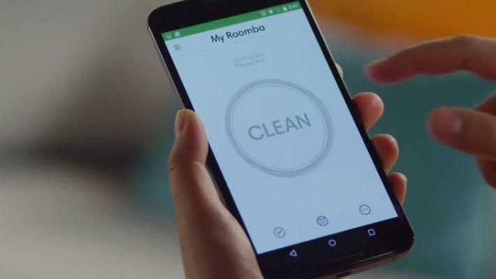 aplicación iRobot Home App para Roombas