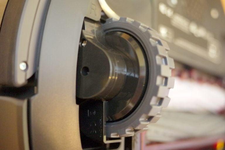 ruedas de los roomba de iRobot