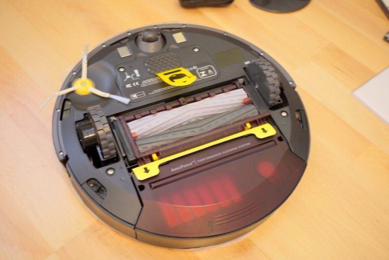 características del iRobot roomba 865