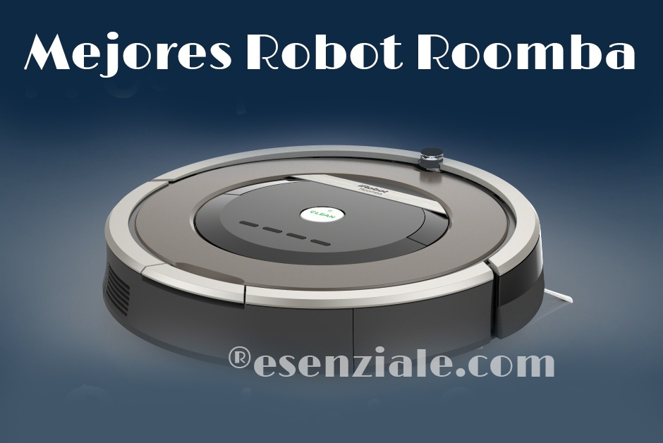 Mejores Robots Roomba Comparativa