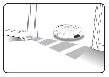 faro virtual de iRobot
